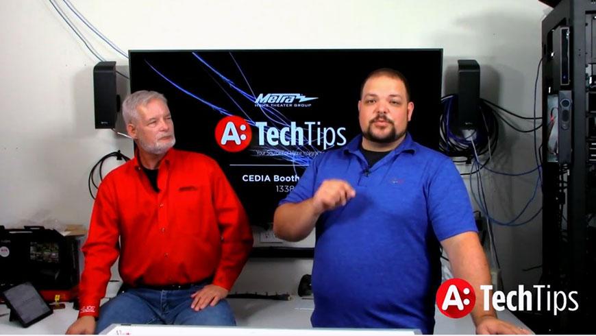 Tech Tips Webinars banner