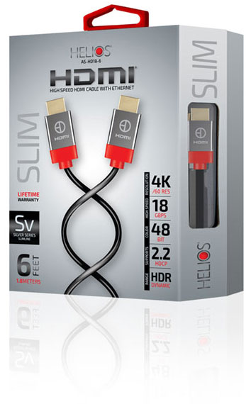 Helios AS-HD-18 Series packaging image
