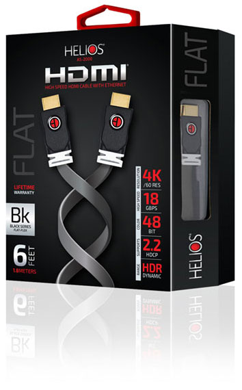 Helios AS-HDM-2000 Series packaging image
