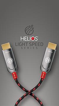 Helios Fiber HDMI cables