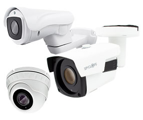 Spyclops IP Surveillance Cameras