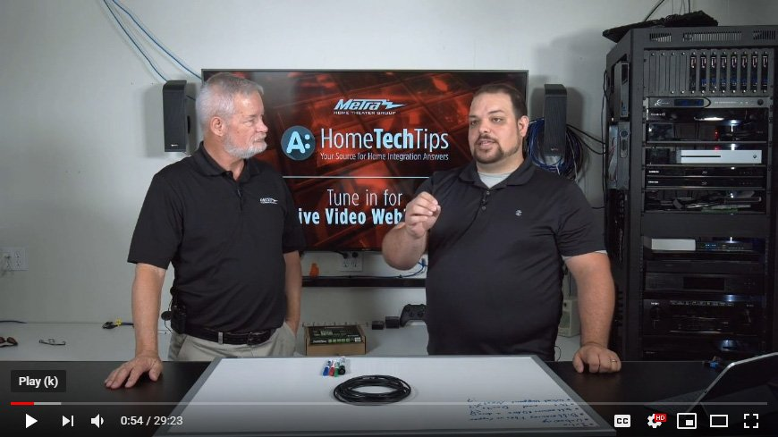 Tech Tips Webinars