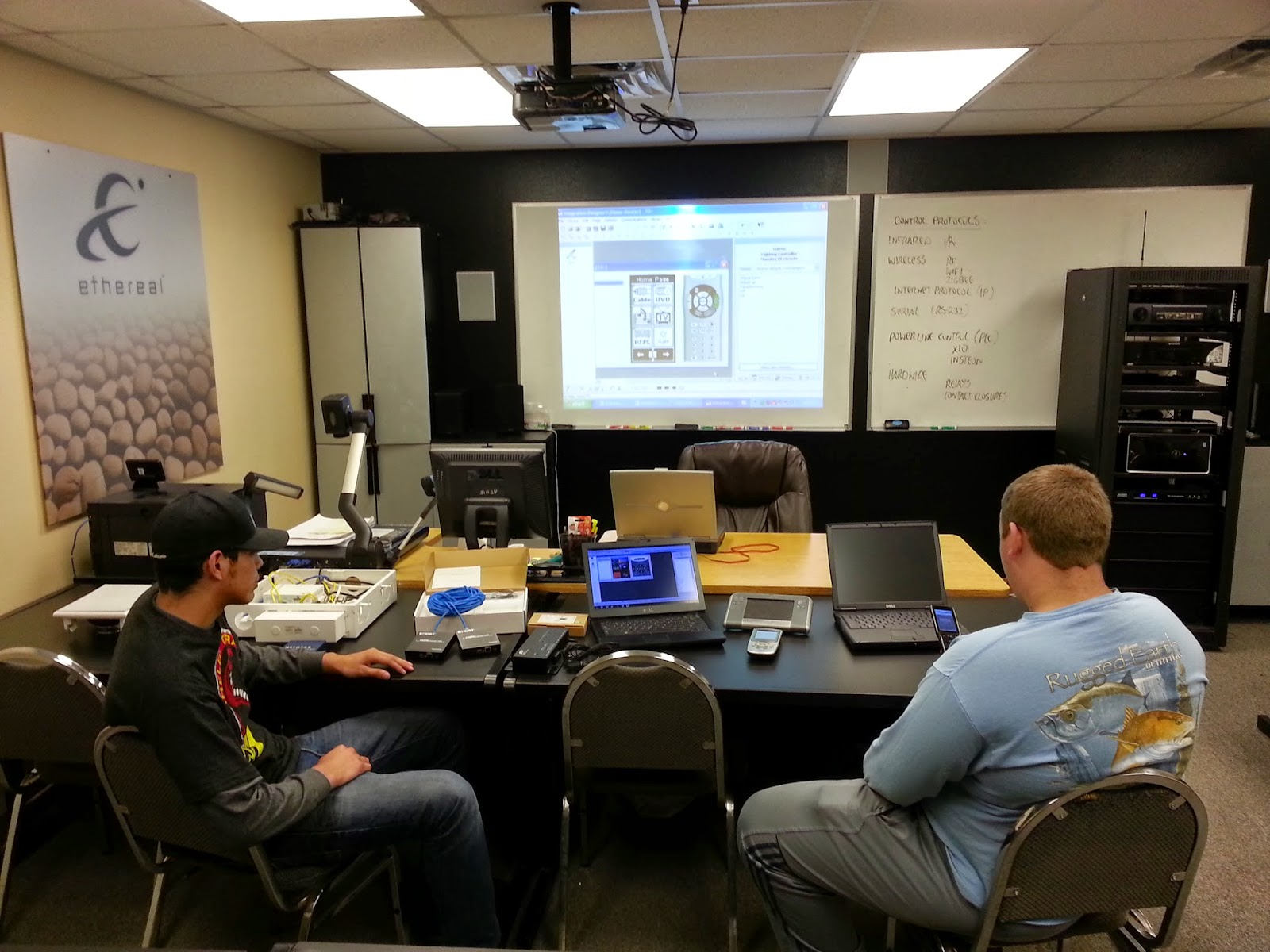 Home Theater Class