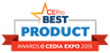 CEPro Best For CEDIA Expo Award image