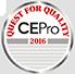 CEPro 2016 Award