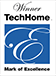 TechHome Mark Of Excellence Award image