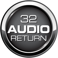 32 Audio Return