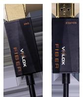 Velox Active Fiber Cables