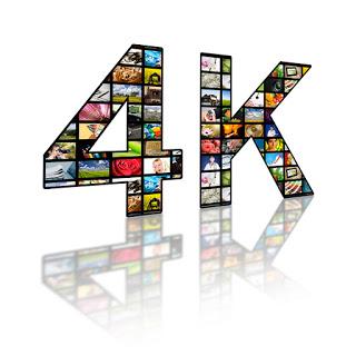 4K made with photos