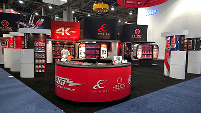 CES Booth 2015