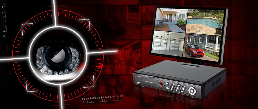 Choosing Best DVR Security Surveillance System