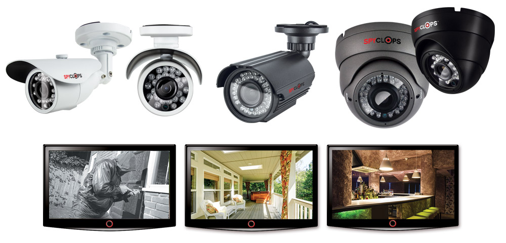 Choosing The Best Surveillance Camera Systems