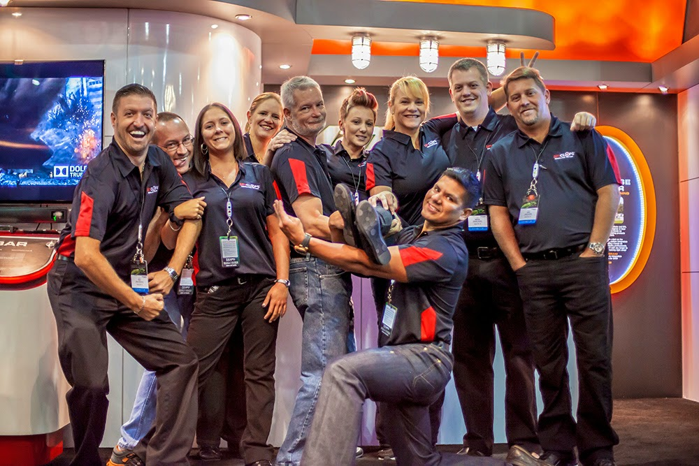Metra Home Theater Group Staff