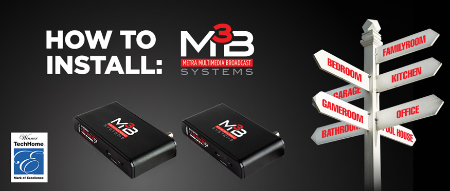 How To Install M3B Systems