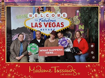 Vegas Group Photo
