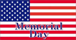 American Flag - Memorial Day