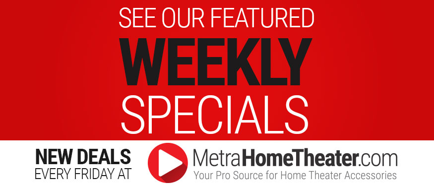 Metra Home Theater Group Specials