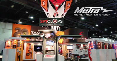 Spyclops Booth at CES