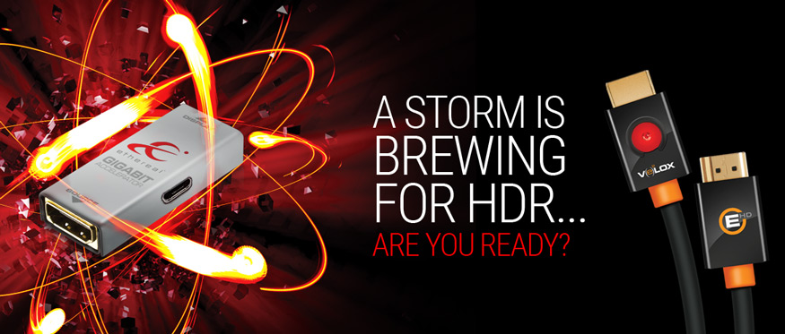 A Storm is Brewing for HDR
