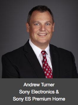 Andrew Turner - Sony Electronics