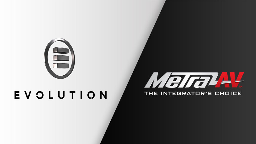 MetraAV Partners with Evolution for Distribution in Canada