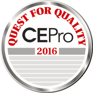 Quest For Quality 2016 Badge
