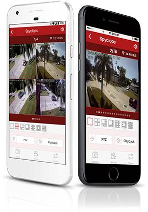 Spyclops Remote Access Mobile Appa